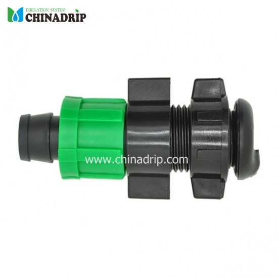 croco type drip tape offtake from lay flat hose