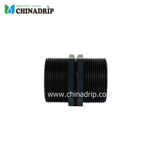 nipple for pe tube or pvc tube