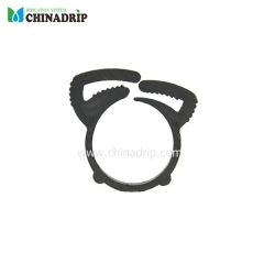 16mm pe tube clamp