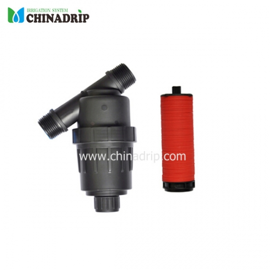 cheap and high quality micro disc filter for irrigation